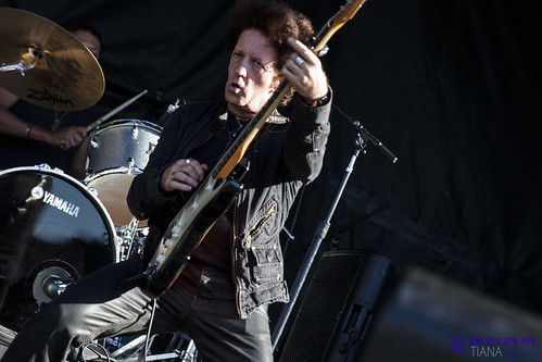Willie Nile Band @ Toronto Urban Roots Festival 7/4/2014