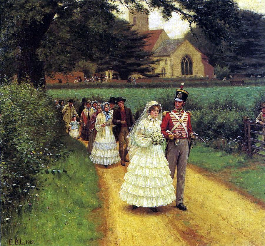20 Enchanting Paintings of Regency England by Edmund Blair Leighton – 5-Minute History
