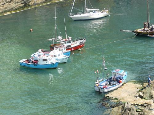 Polperro - Boat Trips