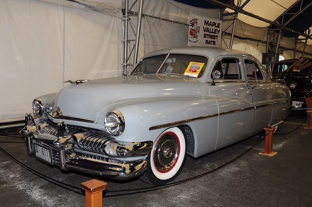 1951 Mercury Four Door Sedan