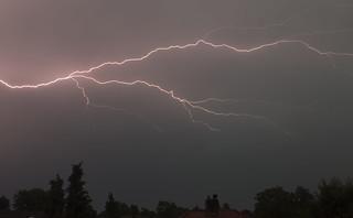 Zeist onweer