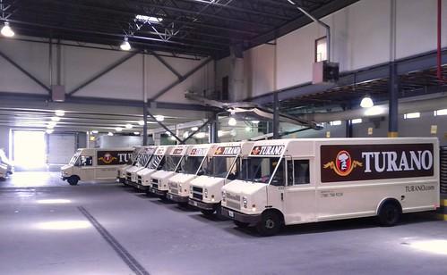 Turano Bakery Trucks