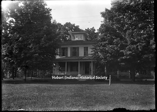 House with Belvedere (unidentified)