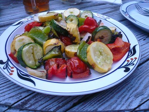 Grigliate estive vegetariane