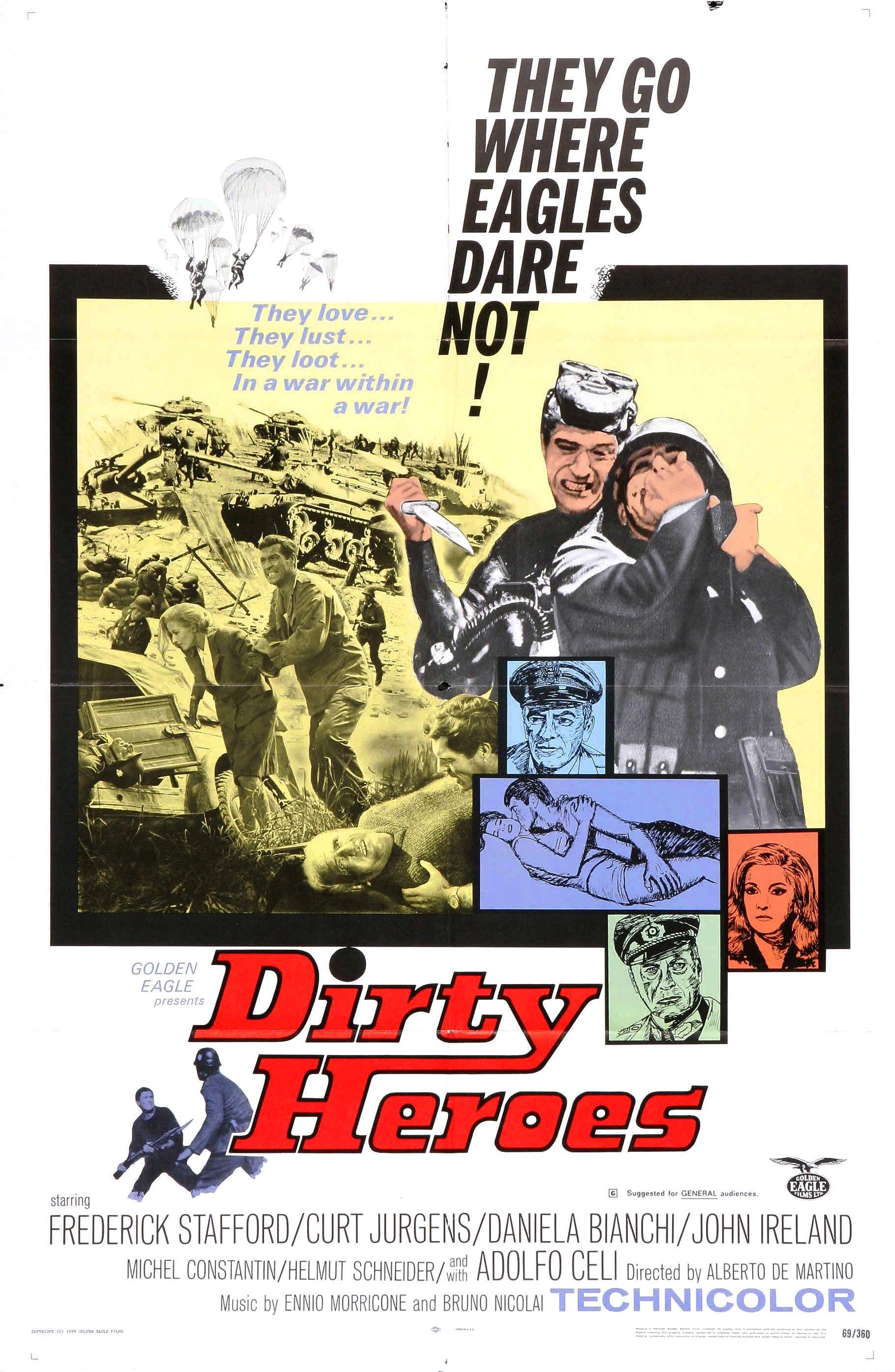 Dirty Heroes (1967)