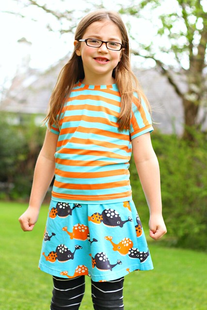 Kids Clothes Week outfit 1
