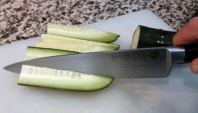 Slicing cucumbers
