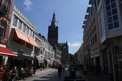 De Kerkstraat in Den Bosch