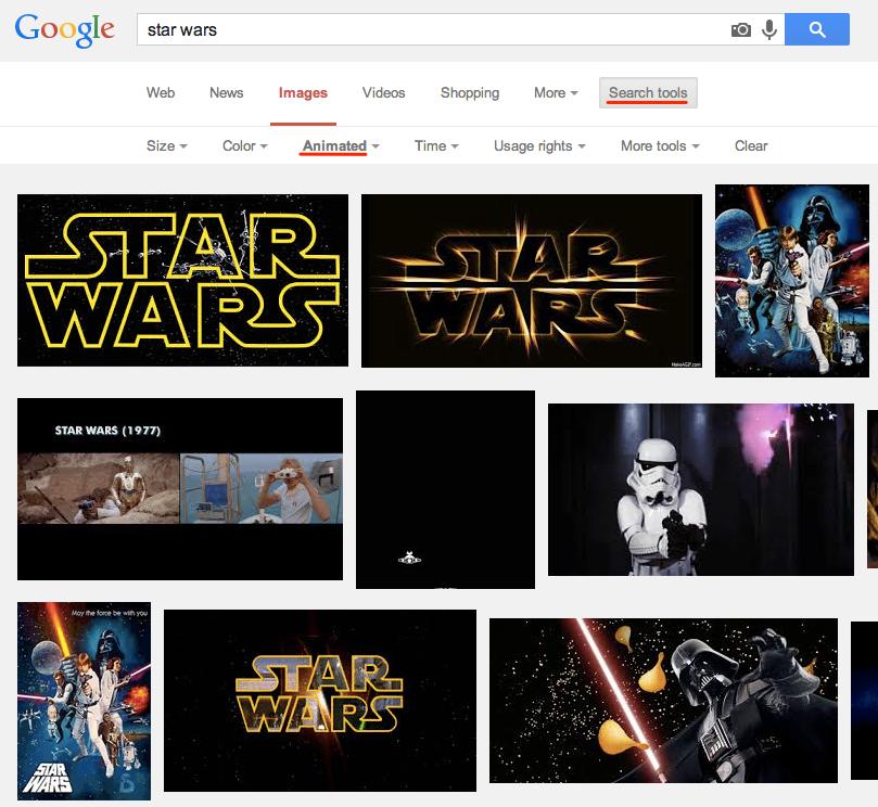 Google Search - GIF