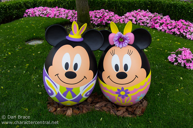 Easter in Toontown
