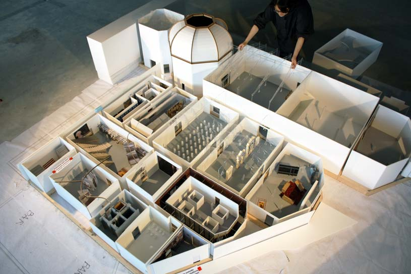 14th Venice Architecture Biennale: Elements of Architecture - Central pavillion