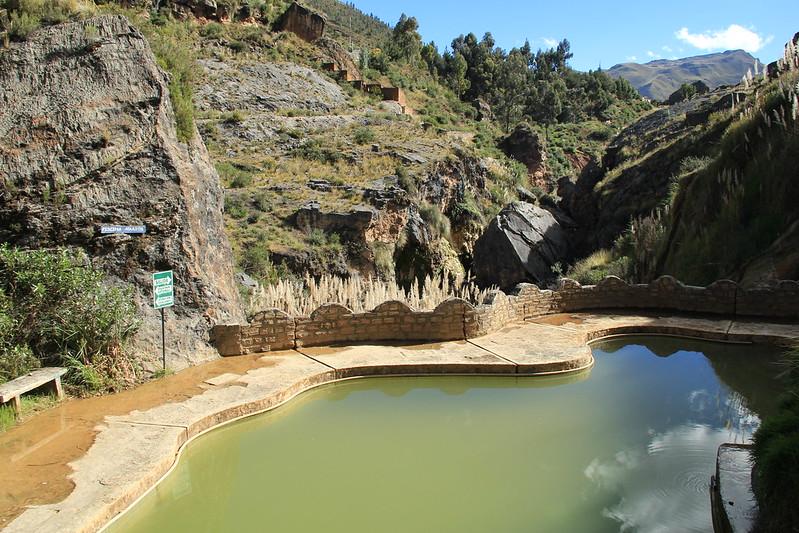 Hot Springs - Huancavelica