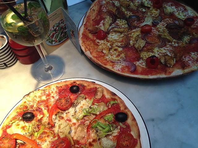 pizza express summer tour