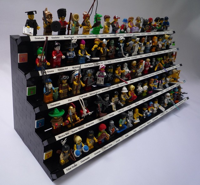display stand lego