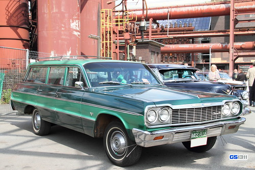 1964 Chevrolet Impala Station Wagon