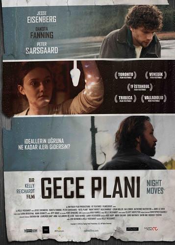 Gece Planı - Night Moves (2014)