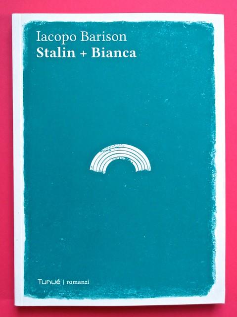 Romanzi, collana di Tunué edizioni. Progetto grafico di Tomomot; impaginazione di TunuéLab. Copertina [Barison] (part.), 1