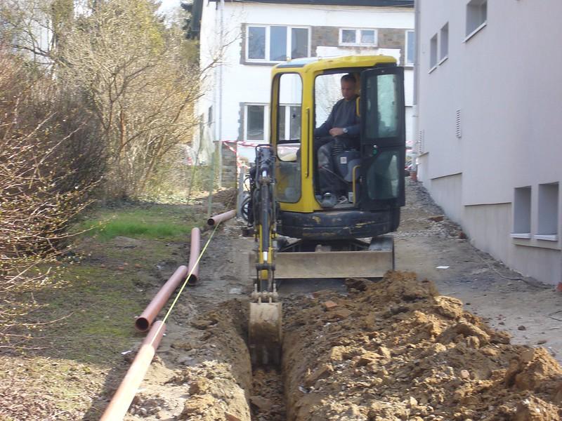 Drainage de terrain - Drainage terrain argileux maison ...