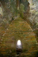 Interior, Gallarus Oratory