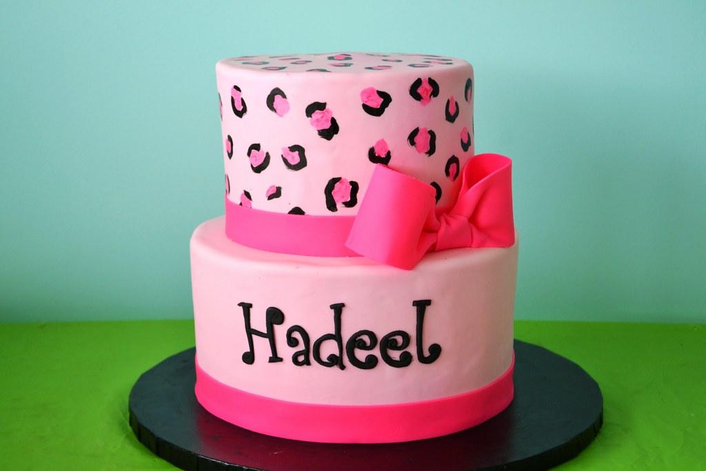 Awe Inspiring Cheetah Birthday Cake Simply Sweet Creations Flickr Funny Birthday Cards Online Benoljebrpdamsfinfo