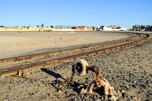 Swakopmund railway