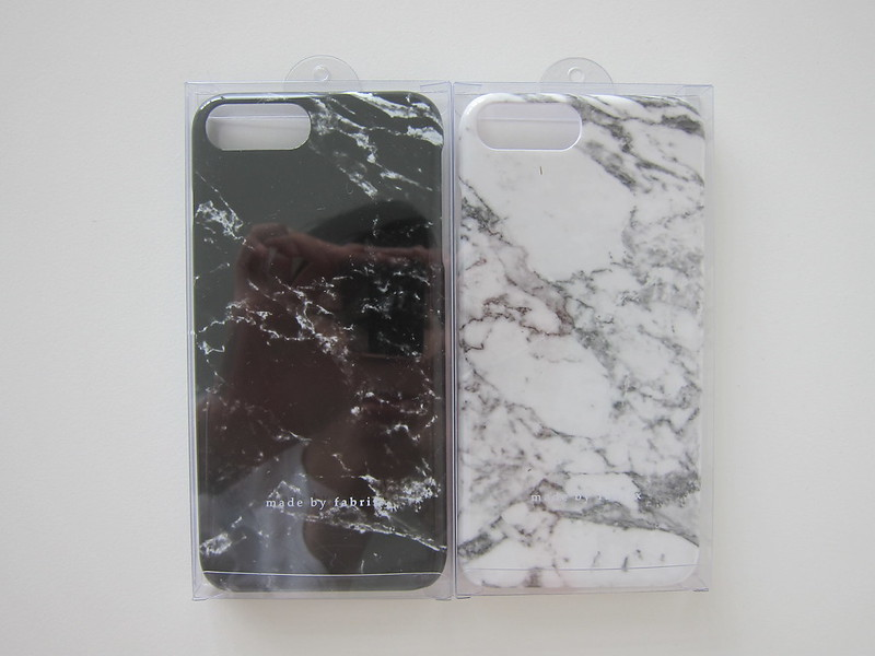 Fabrix Marble Snap Case for iPhone 7 Plus - Packaging