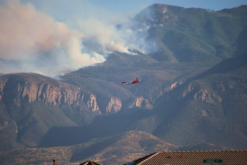 arizona mountains monument fire wildfire sierravista huachuca