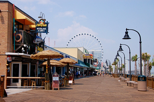 Myrtle Beach by CC user emmandevin on Flickr
