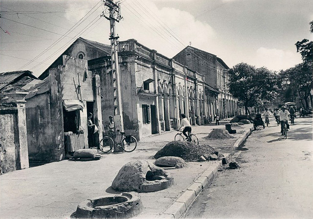 Haiphong Street - Sep 24, 1972