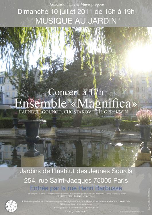 Blog ombrelle for Jardin secret paris