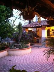 backyard, property, eco hotel, estate, resort, home,