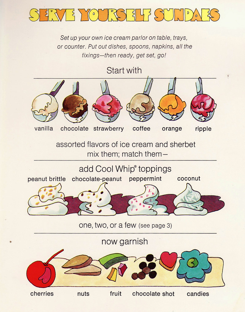 How to Make a Sundae