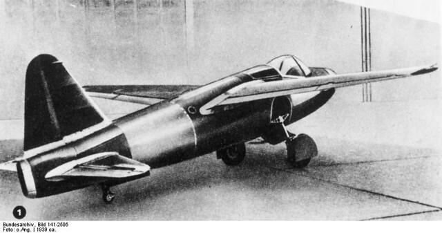 Heinkel He 178 Bundesarchiv