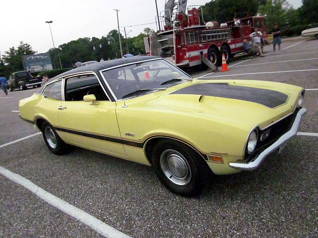1971 Ford Maverick Grabber - a photo on Flickriver