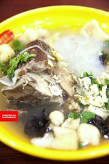大骨头粉丝汤 (Large Pork Bones Mung Bean Noo…