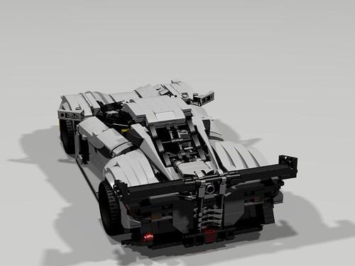 Prowler Minaccia - rear ariel