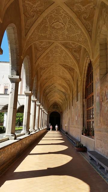 Basilica di Santa Chiara #napoli