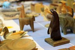 Figuritas en Madera