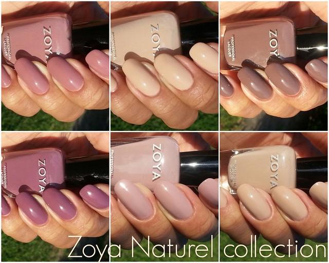 Zoya Naturel collection