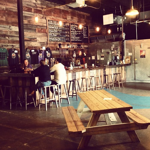 Deep River Brewing Co. Taproom
