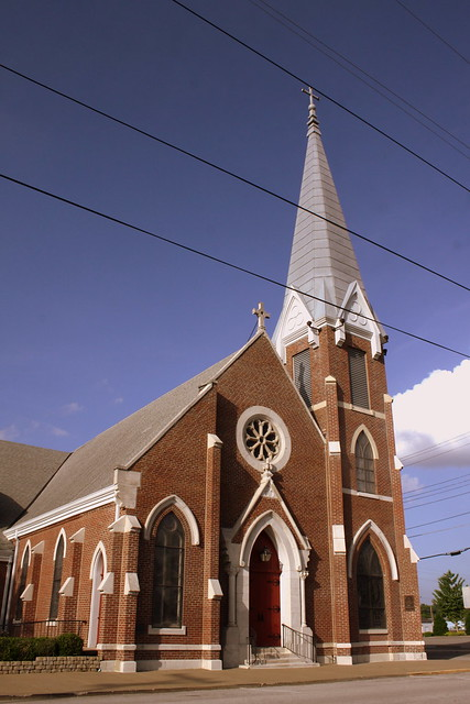 Grace Episcopal Church - Hopkinsville, Ky