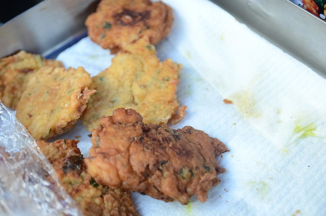 Pasteis de bacalhau salt-cod fritters AUD5 for 3 | Flickr - Photo ...