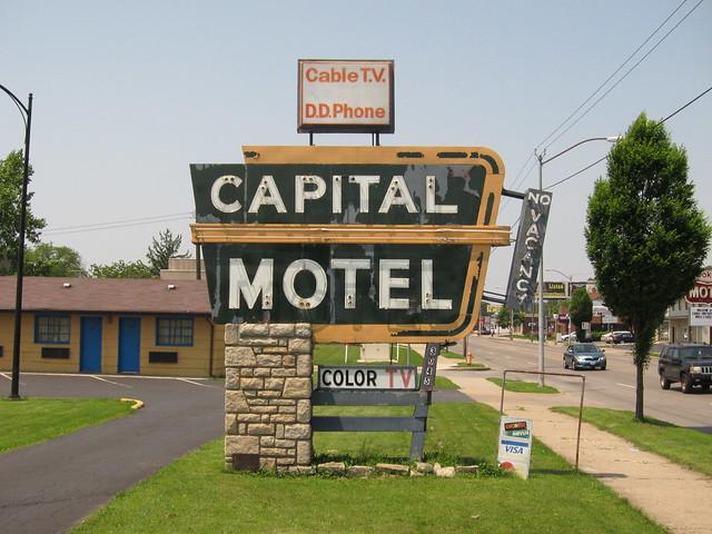 Capital Motel