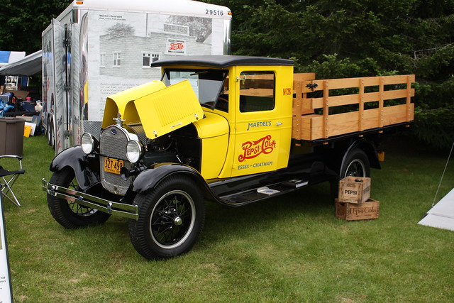 1928 Ford Model Aa Truck With Warford Transmission For