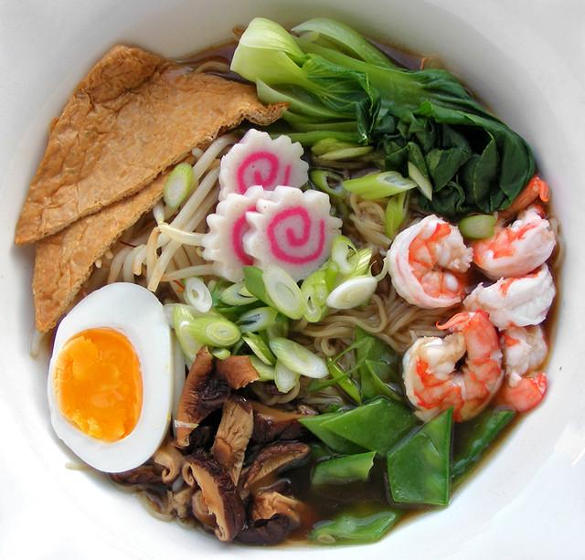 Zelf Ramen Noodle Soep Maken