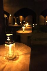 Lanternes du désert, artisanat fait main spécialement créé pour le Riad Nomad