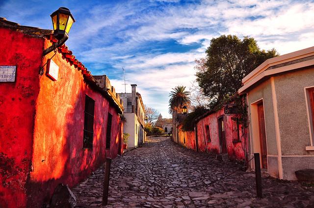 Uruguay colonial architecture