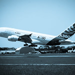 Le bourget 2011 - Airbus A380