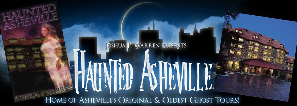 Haunted Asheville Package