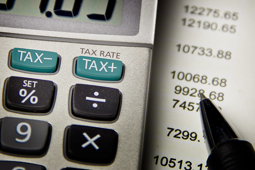 Taxes and finances, Calculating Taxes Up And Down
